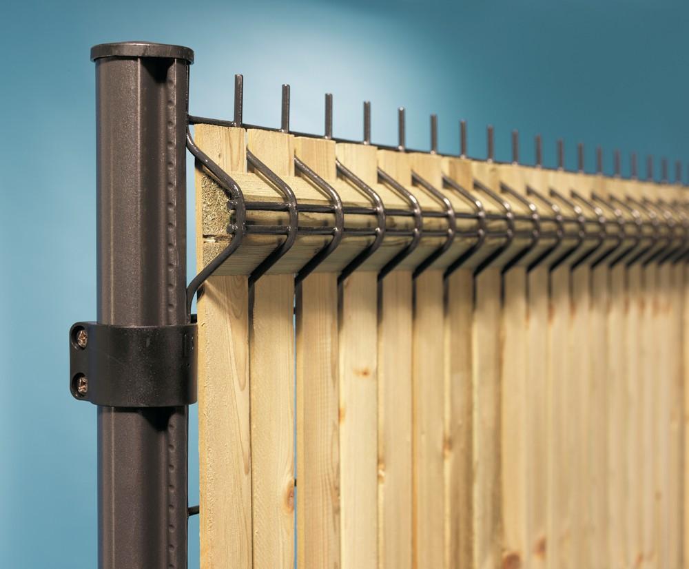 Clôture en bois: comment calculer les fournitures nécessaires?